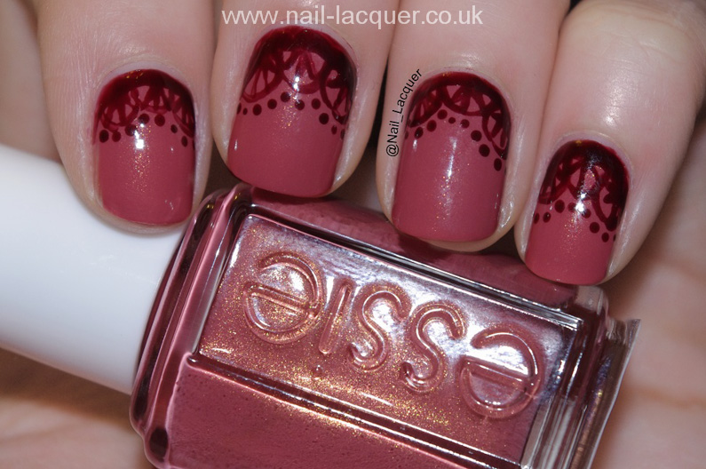 20090101-essie-all-tied-up-swatch-with-lace-pattern (3)