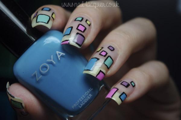 Floating Nail Art Nail Lacquer Uk
