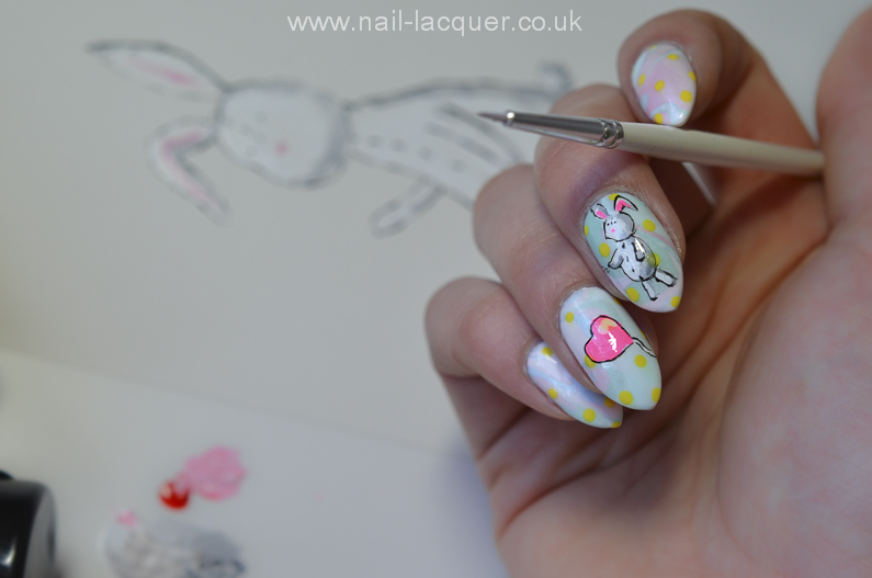 Bunny Nail Art Nail Lacquer Uk