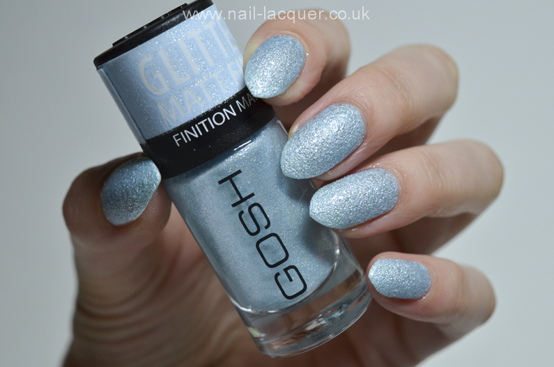 gosh-frosted-sand-swatches (24) - Nail Lacquer UK