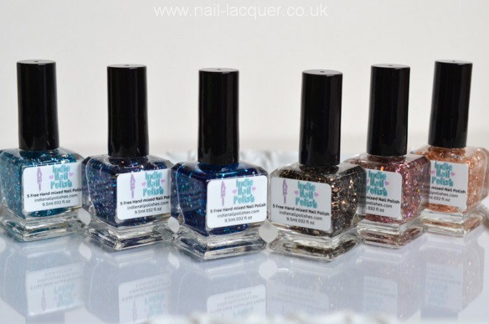 ABI Indie Nail Polish review and swatches - Nail Lacquer UK