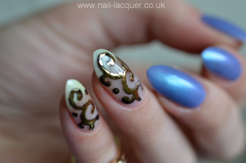 Foil-nail-art-with-gel-polish-tutorial (6)