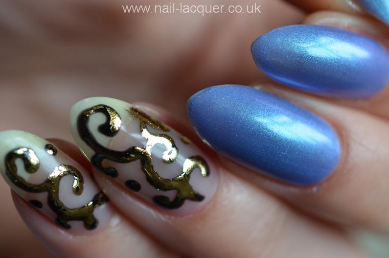 Foil-nail-art-with-gel-polish-tutorial (8)