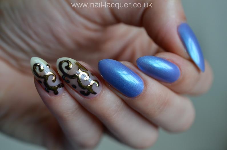 Foil-nail-art-with-gel-polish-tutorial (9)