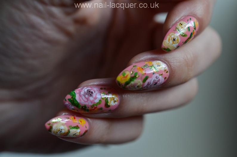 Pink-rose-nail-art (10)