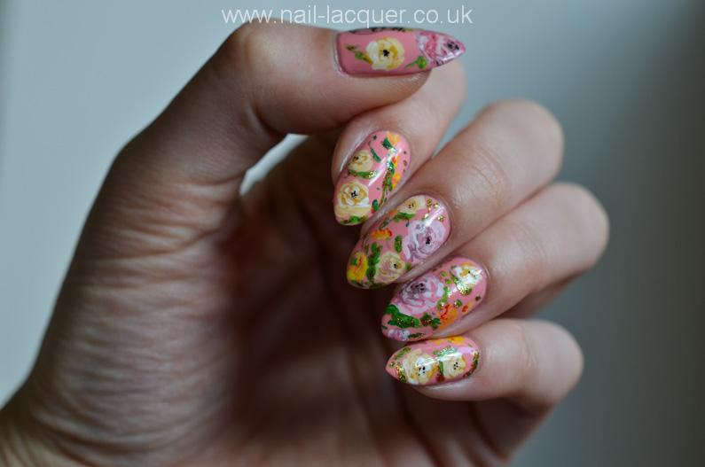 Pink-rose-nail-art (3)