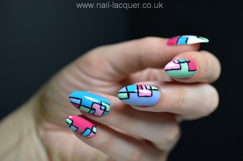 colour-blocking-nail-art (1)