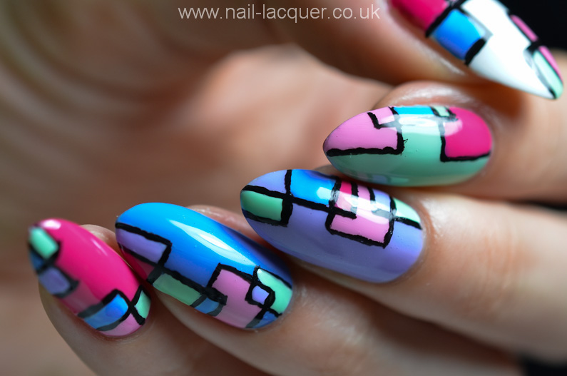 colour-blocking-nail-art (2)