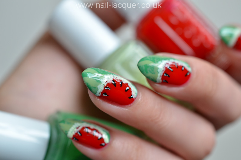 watermelon-nail-art (11)
