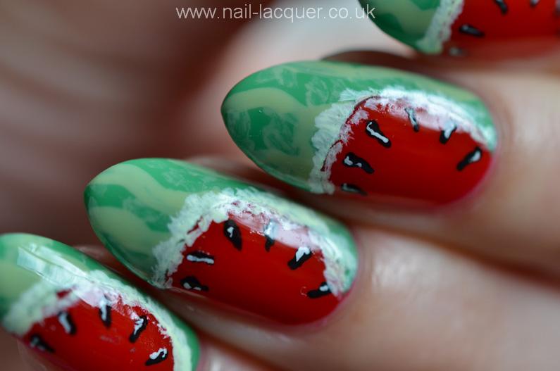 watermelon-nail-art (9)