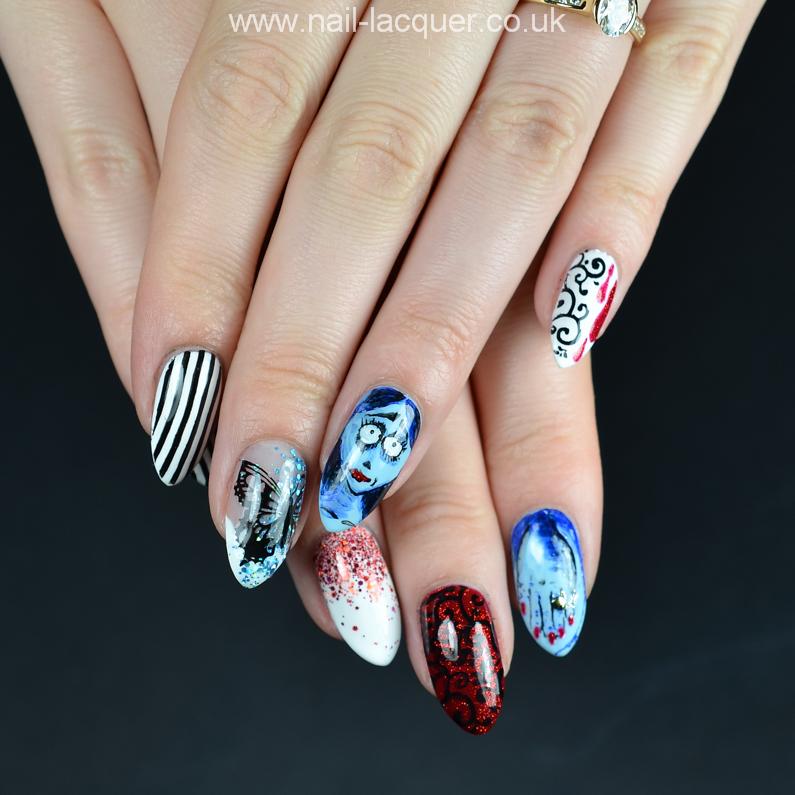 Halloween nail art | Nail Lacquer UK | Bloglovin'