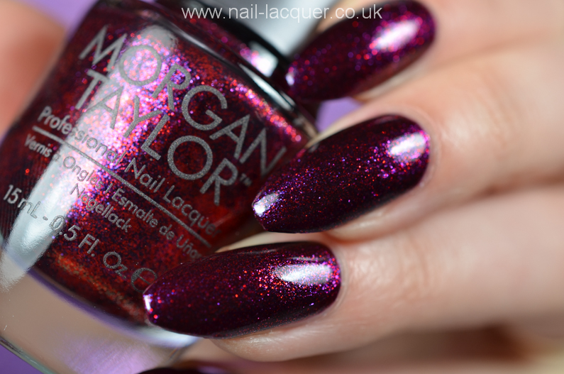 Morgan Taylor Review And Swatches Nail Lacquer Uk