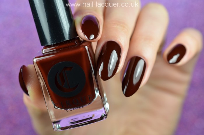 Cirque Colors Metropolis Collection: January - Nail Lacquer UK