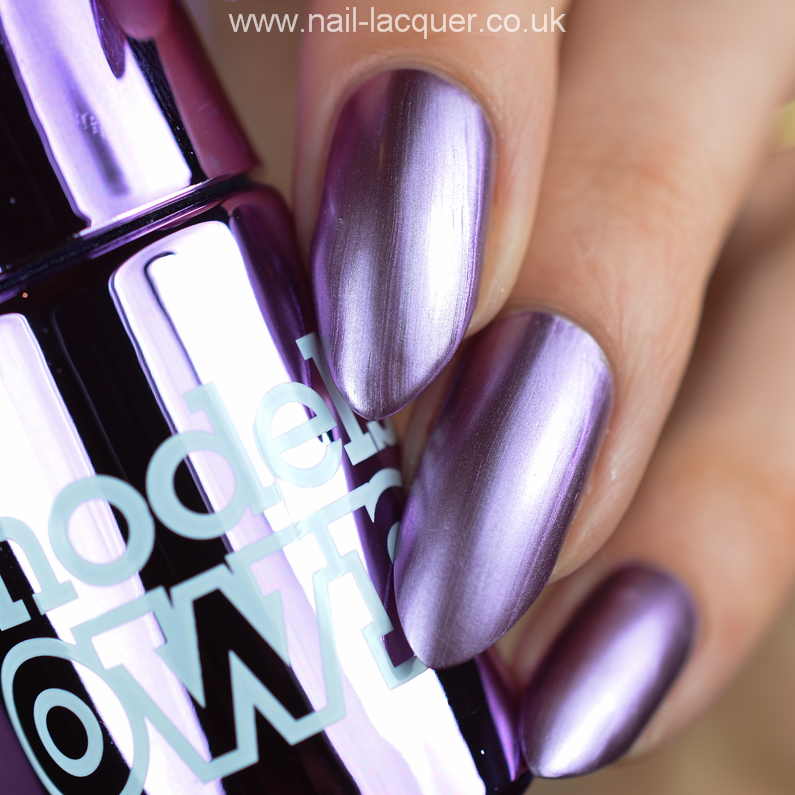 Models Own Colour Chrome swatches and review | Nail Lacquer UK ...