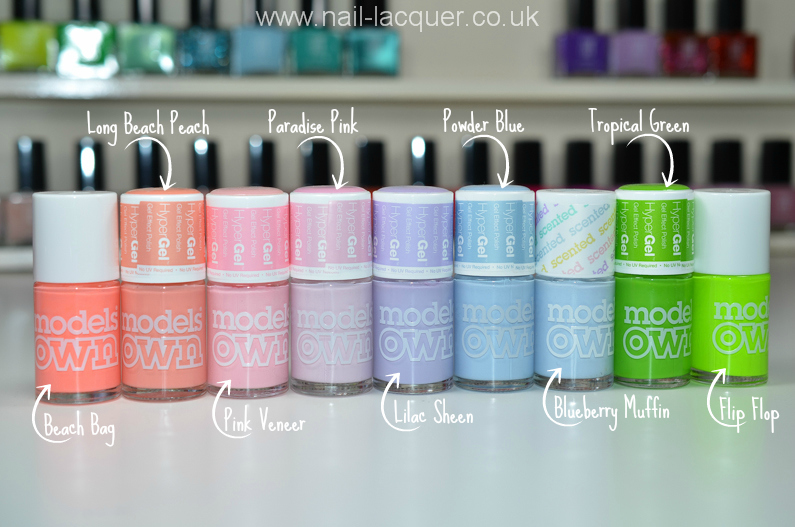 Models-Own-Spring-Hypergel-nail-polishes (12) - Nail Lacquer UK