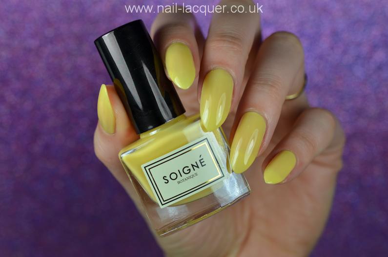 Soigne Nail Polish Spring Colours