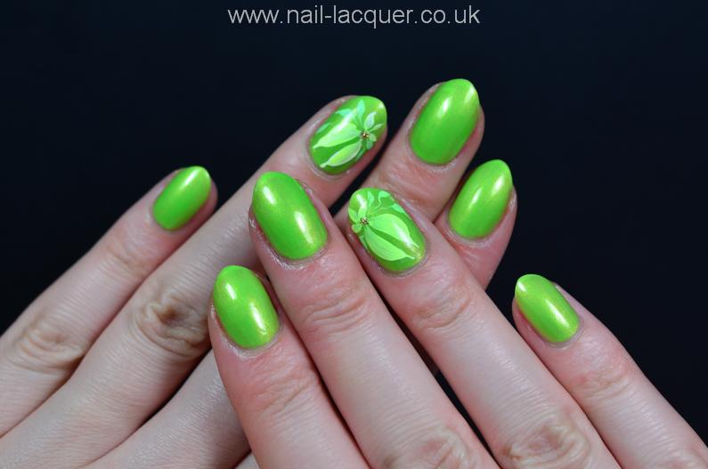 Misa Lets Go Green - Nail Lacquer UK