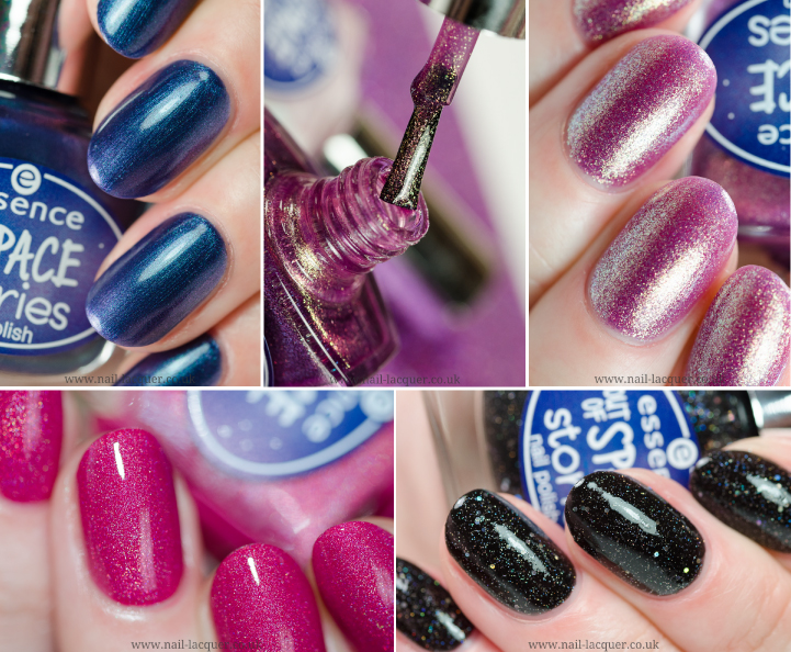 Essence Out of Space Stories Collection - Nail Lacquer UK