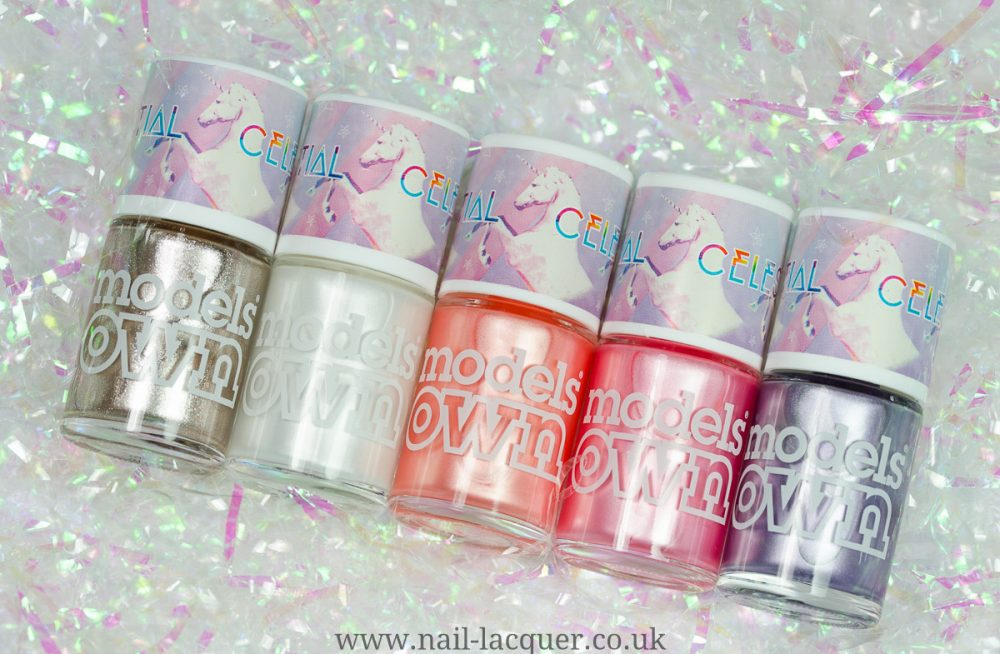 Models Own Celestial Collection - Nail Lacquer UK
