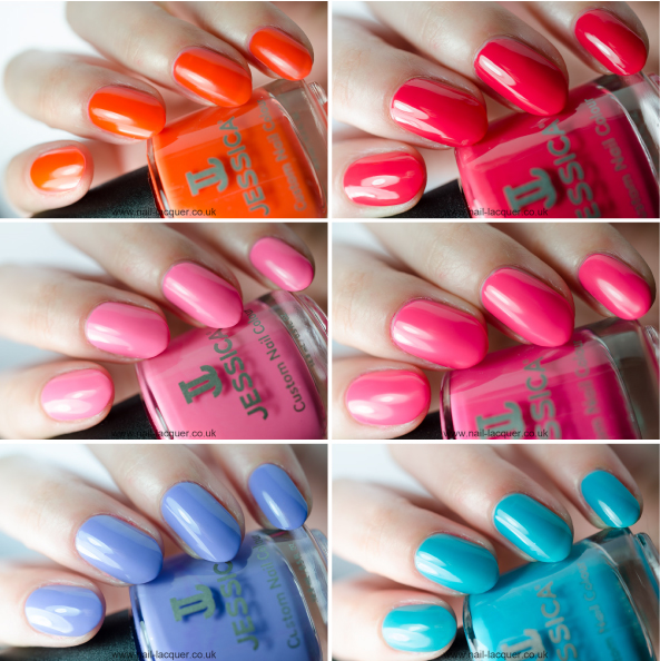 Jessica Pop Couture - Nail Lacquer UK