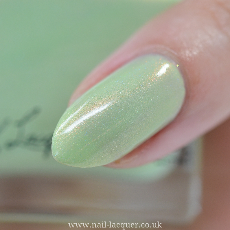 Nail Lacquer UK monthly challenge - Nail Lacquer UK