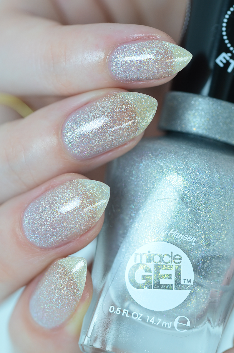 Sally Hansen Miracle Gel Decadent Delights Swatches By Nail Lacquer Uk