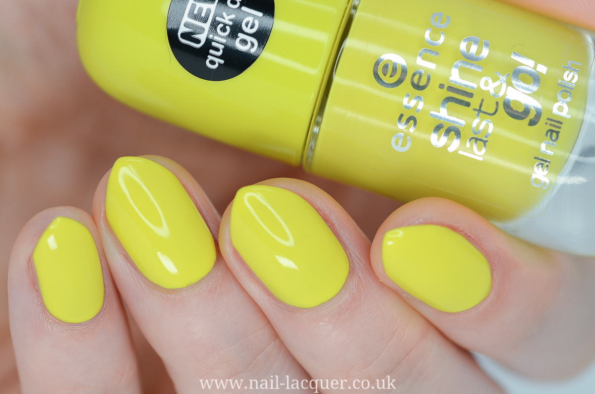 Essence Shine Last Amp Go Nail Polish Review And Swatches By Nail Lacquer Uk