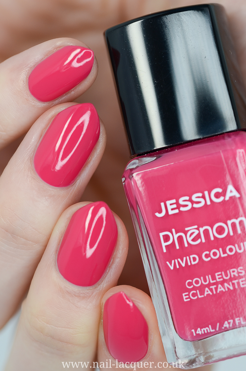 Jessica Phenom What S The Scoop Collection Review And Swatches